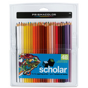 scholar pencils Prismacolor