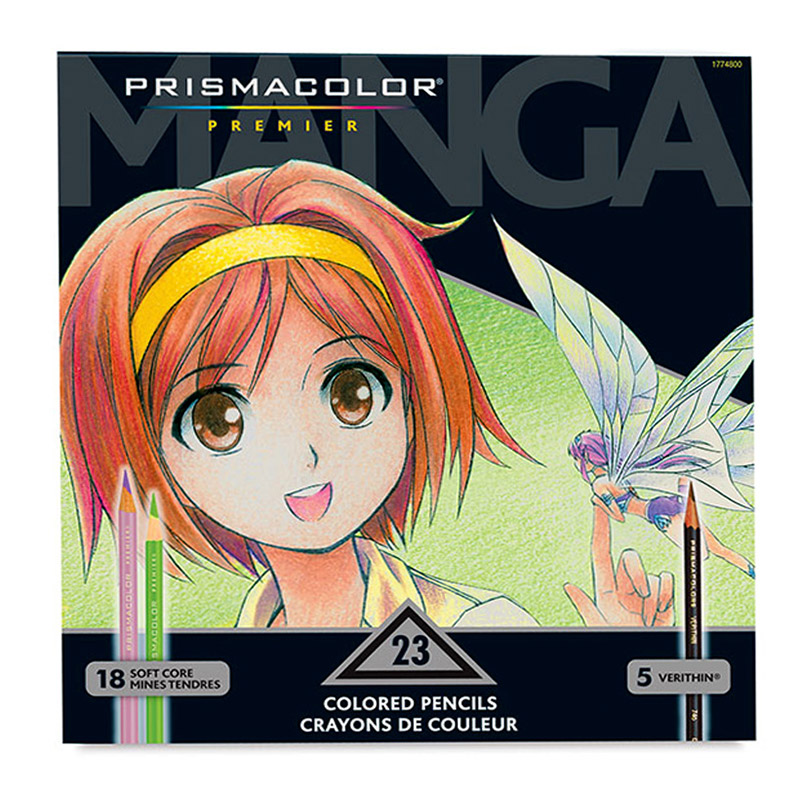 Prismacolor Manga-23-1 в Украине