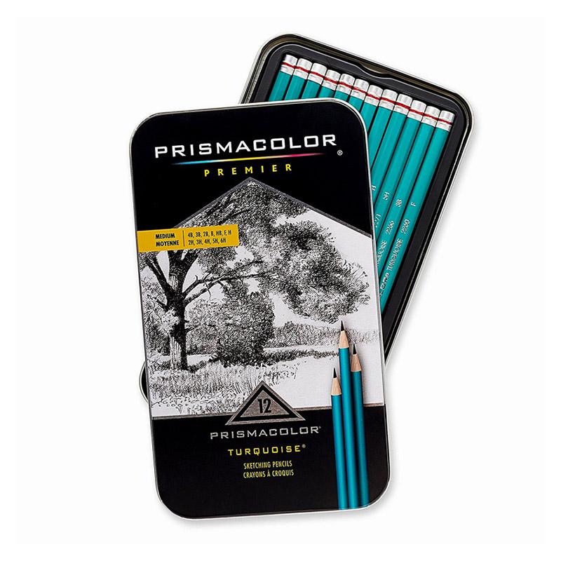 Prismacolor turquoise-sketch-2 в Украине